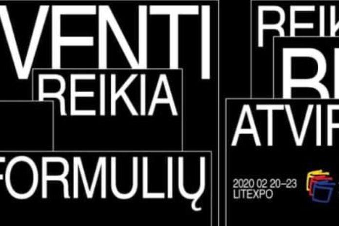 Keliaukite į 21-ąją Vilniaus knygų mugę vos už 8 Eur!