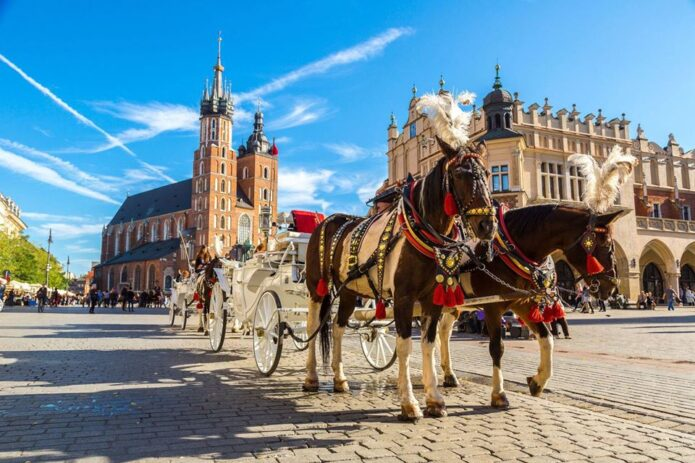 Lenkijos karūna – Varšuva, Krokuva, Velička, Čenstakavas!