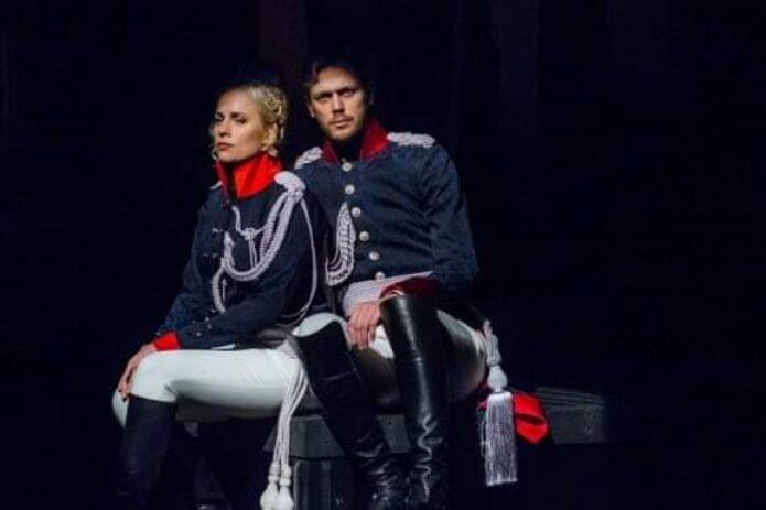 """Moters diena Klaipėdoje su didingu spektakliu """"Karalienė Luizė"""""""