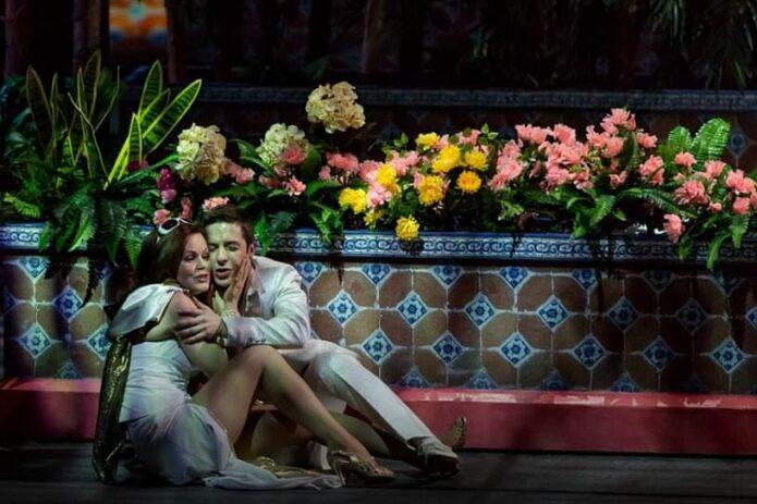 "Pirmoji pavasario diena su W.A. Mocarto šedevru ""Figaro vedybos"""