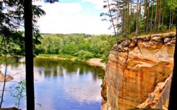 Gaujos nacionalinis parkas. Latvijos Šveicarija – Sigulda!