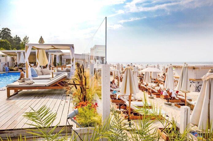 Kiekvieną savaitgalį keliaukite į Jūrmalą vos už 10 Eur!