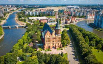 Gintaro keliu po Karaliaučiaus kraštą (Kaliningradas su el.viza)