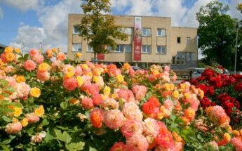 Rožių miestas – Tukumas, Jaunmoku pilis ir Pure šokoladas!