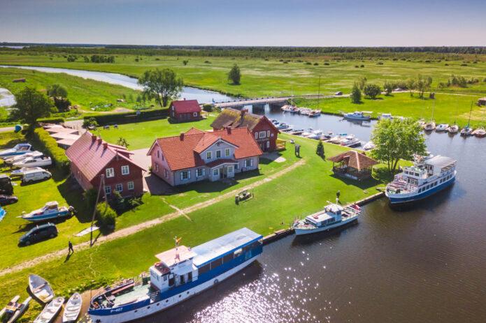 Lietuvos Venecija: Mingė, Rusnė, Ventės ragas ir gardi žuvis!