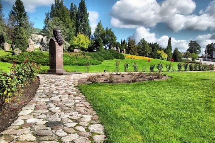 Mosėdžio miestelis – mažoji Skandinavija Skuodo rajone!
