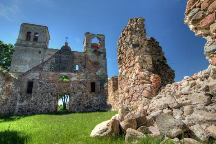 Pasienio gyventojų paslaptys: Kybartų požemiai ir Vištyčio regioninis parkas!