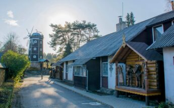 Druskininkai: Lynų kelias, Česnulio parkas ir druskų edukacija!