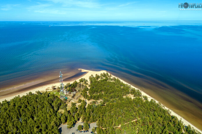 Įspūdingi gamtos parkai, Kolkos ragas, Ventspilis ir plaukimas laivu!