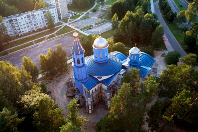 Černobylio paslapčių paieškos Visagine ir atgimęs Paliesiaus dvaras!