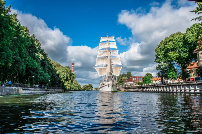 Trijų vandenų miestas – Klaipėda, muziejai ir sūrio piršteliai!