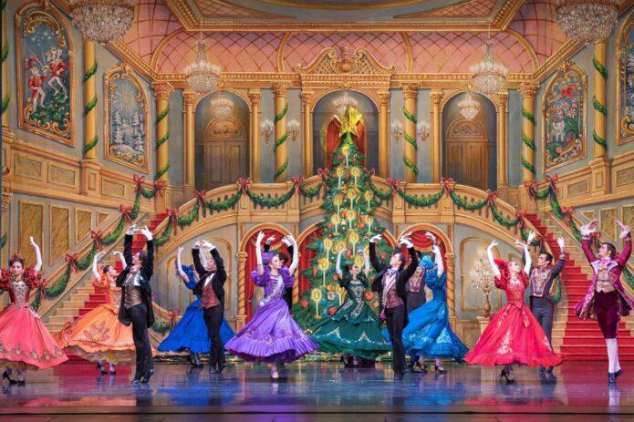 """Kalėdinė Ryga ir pasakiškas P. Čaikovskio baletas """"Spragtukas""""!"""